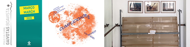 Ensaios Framework | Polo Cultural das Gaivotas/Boavista | 2 Março 2020