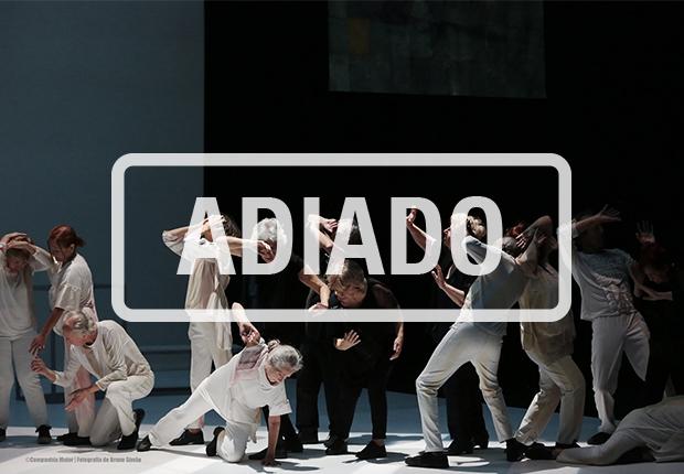 O lugar do canto está vazio, projecto dirigido por Sofia Dias & Vitor Roriz para a Companhia Maior. A assistência de direcção é de Mário Afonso.