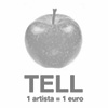 Tell 1 Artista = 1 Euro