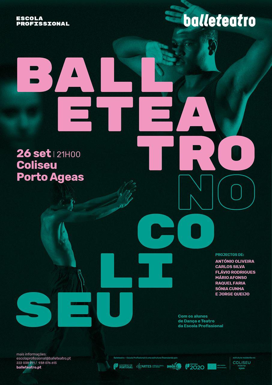 Abertura da Nova Temporada: Balleteatro no Coliseu 2018